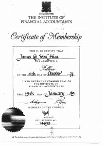 james-accounting-certificate